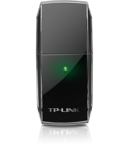 TP-LINK 802.11ac AC600 Wireless Dual Band USB Adapter