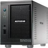NETGEAR RN10200 ReadyNAS 2 Bay Network Attached Storage Device