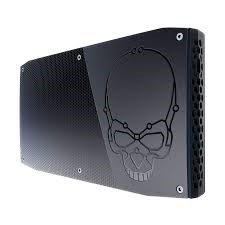 Intel NUC Skull Canyon NUC6i7KYK kit with 6th gen. Intel Core i7