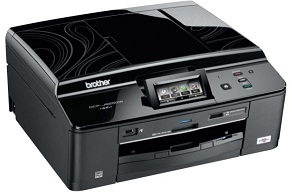 BROTHER DCP-J925DW Multifunction Color Inkjet Printer, USB,Wifi,