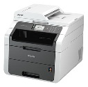 BROTHER MFC-9140CDN Multifunction Color Inkjet Printer, USB, Eth