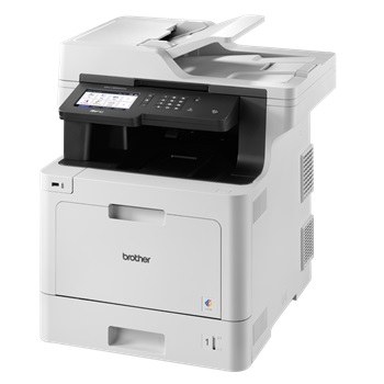 Brother MFC-L8900CDW A4 Business Multifunction Laser - Print, Sc
