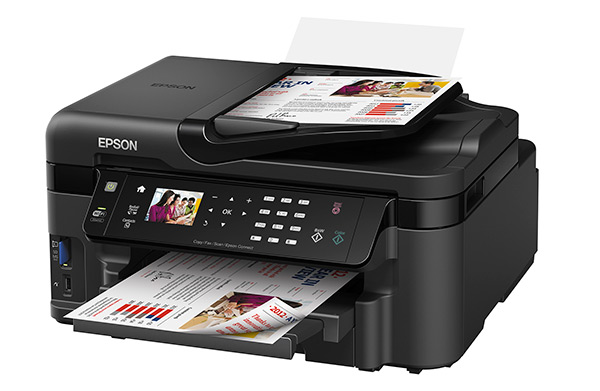 EPSON WF3520 All in One Printer/Scaner/Copier/Fax