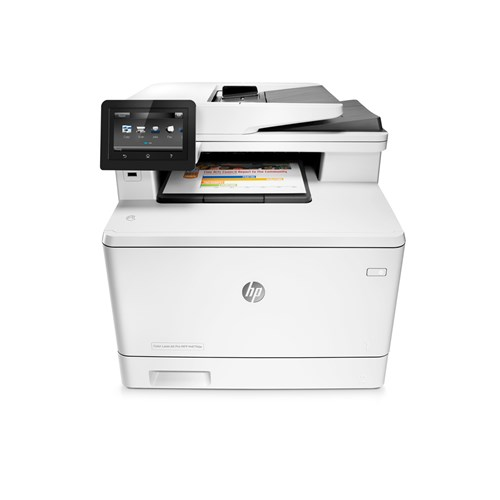 HP Multifunction Color LaserJet M477FDW Printer (CF379A)