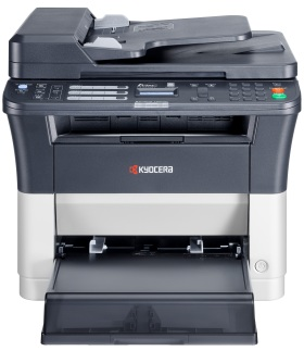 Kyocera FS-1325MFP A4 Mono MFP - Print/Copy/Scan/Fax 25ppm