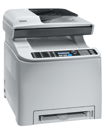 KYOCERA FS-C1020MFP 20ppm 600DPI Colour Network Laser Multifunct