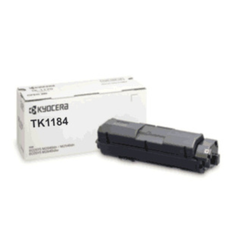 Kyocera TK-1184, Toner Kit to suit M2735DW/M2635DN (3,000 Yield)