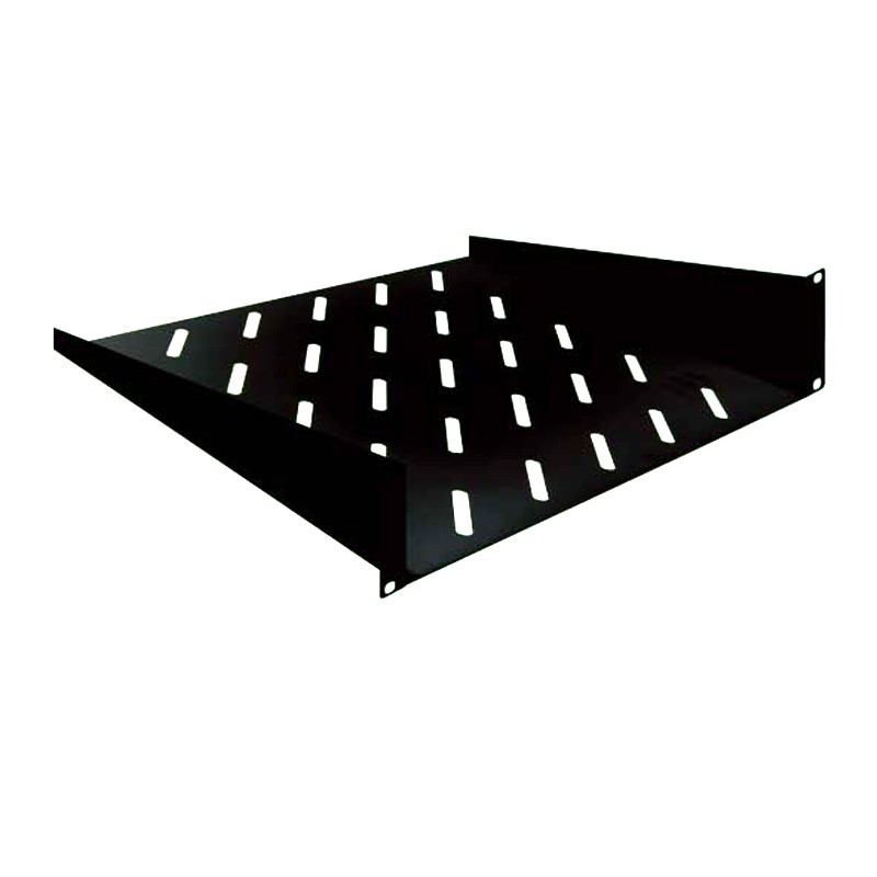 LinkBasic Cantilever 2RU 300mm Deep Fixed Shelf Suitable with 19