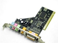 CMI 8738  Audio 3D PCI Sound Card