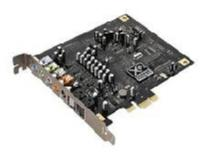 CREATIVE Sound Blaster Recon3D PCIE Sound Card