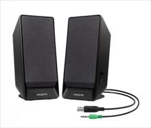 CREATIVE SBS A50 2.0 Speakers -Black - USB powered
