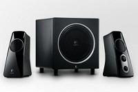 Logitech Z623 2.1 Speaker System - 200W (RMS) - THX Certified -