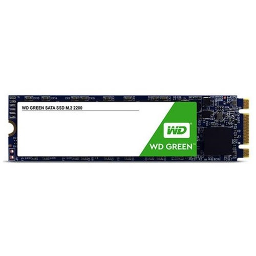 WD Green 3D NAND SSD, M.2 form factor, SATA Interface, 240GB, Re