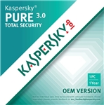 Kaspersky Internet Security 2013 OEM - (1 Year Subscription, 1 U