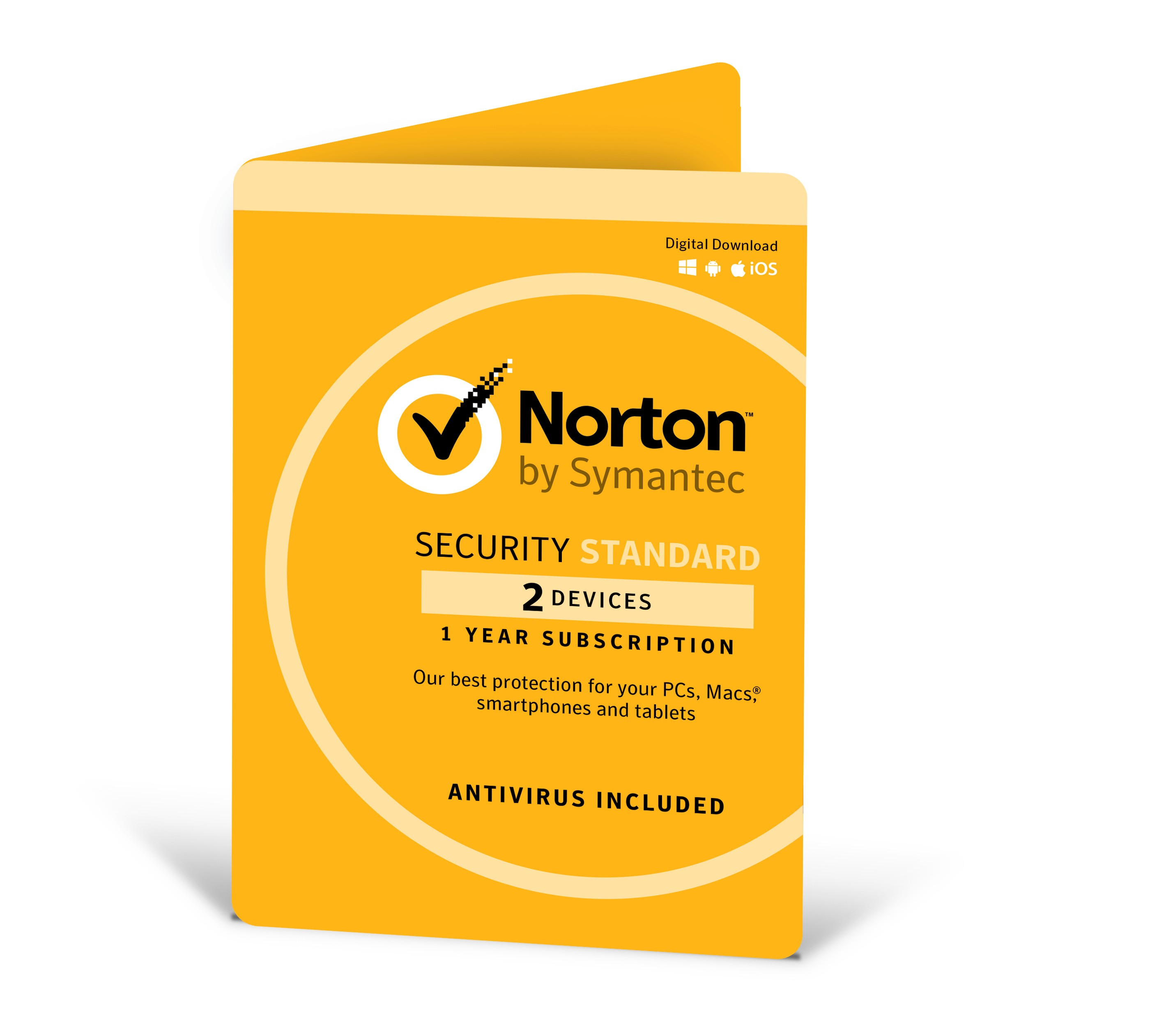 NORTON Security Standard -OEM- (2 DEV)