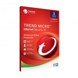 TRENDMICRO Internet Security 2017 OEM (3 Devices Pc/Mac, 1 Year)
