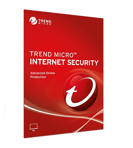 TRENDMICRO Internet Security OEM 3 Devices PC or Mac, (1 Year su