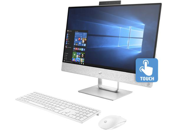 "HP Pavilion AIO Intel i5-8400T/ 8GB / 1TB / 23.8"" FHD Touch / A"