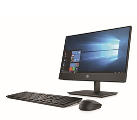 HP ProOne 600 G4 AIO - Intel i5-8500T, 8GB RAM, 500GB SATA, 21.5