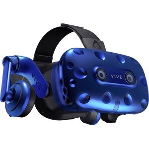 HTC Vive headset only USB-C 3.0, DP 1.2, Bluetooth, 90 Hz, 1440