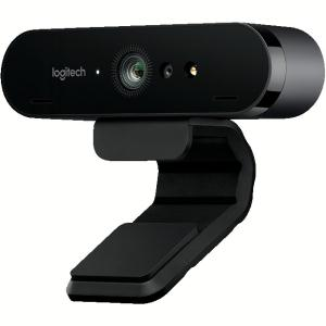 LOGITECH BRIO Webcam, 4K Video Recording / Video chat